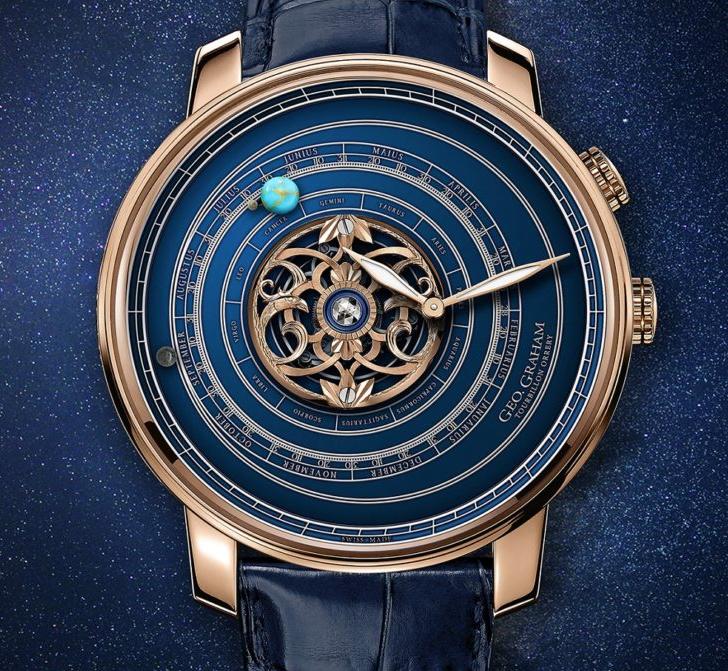 Magnífico astrolabio