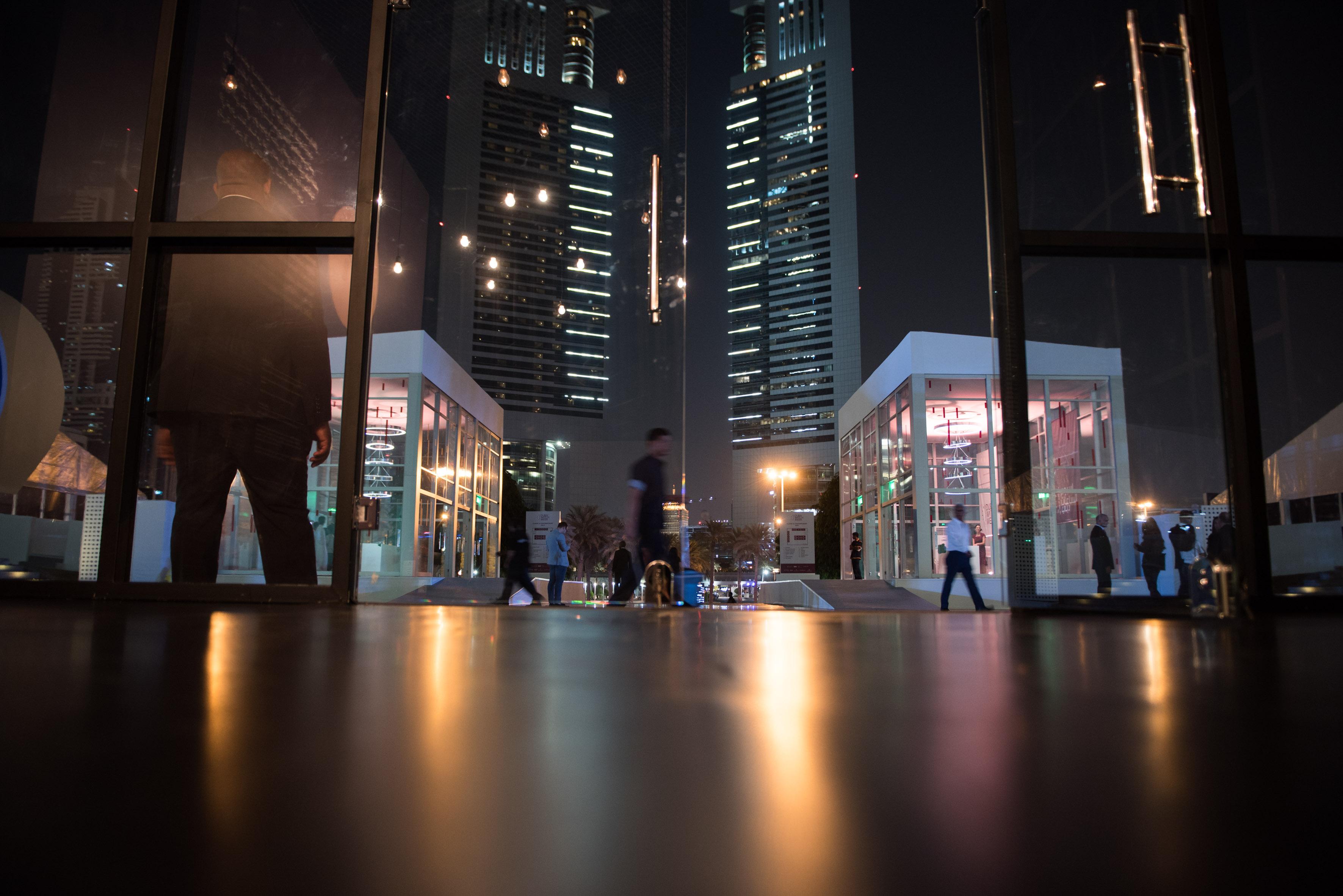 Dubai, el think tank de la relojería