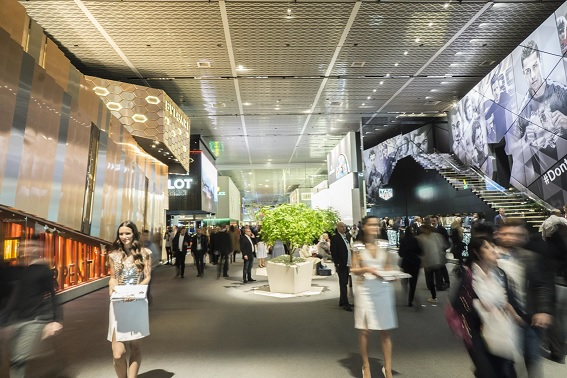 Reporte BASELWORLD 2018 – D3