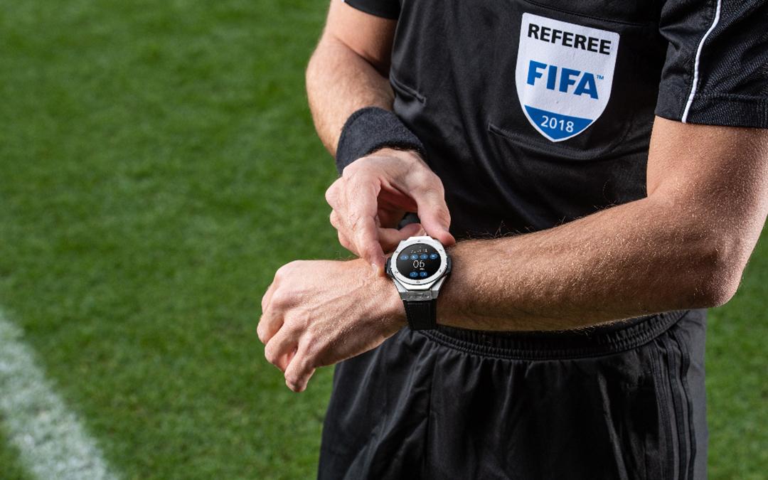 La alta relojería invade el Mundial
