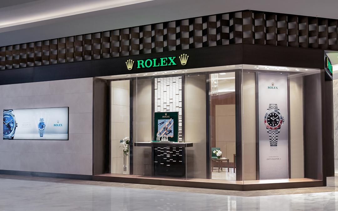 Nueva boutique de Rolex en México