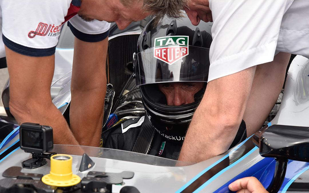 Renuevan vínculos la Fórmula E y TAG Heuer