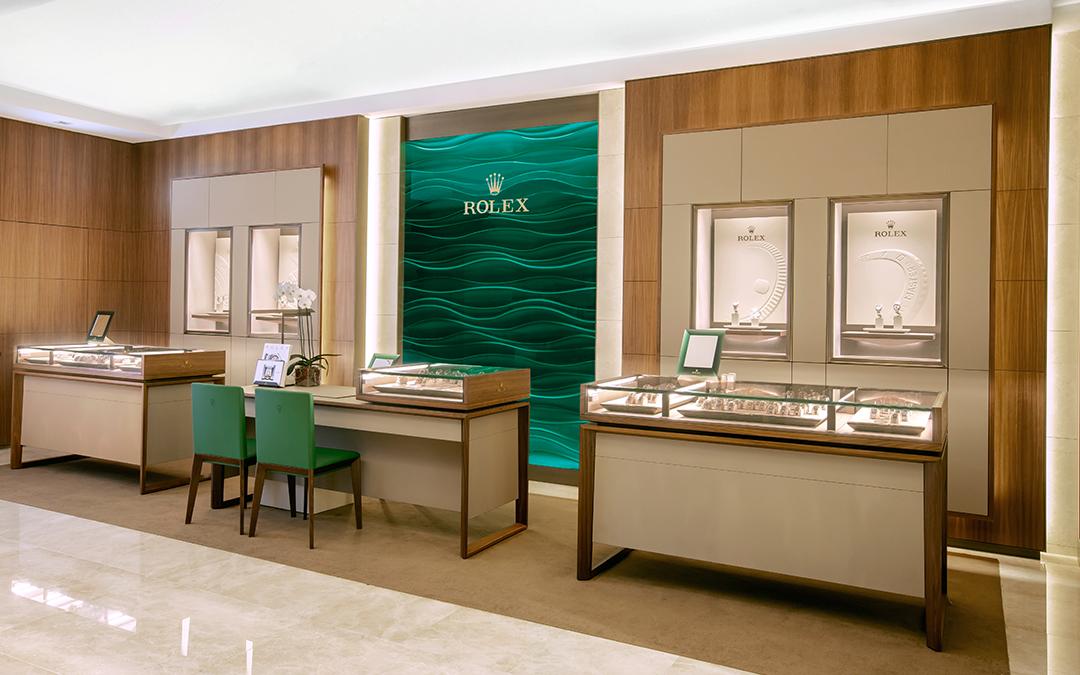 Rolex y Ultrajewels inauguran nuevo espacio en Cancún