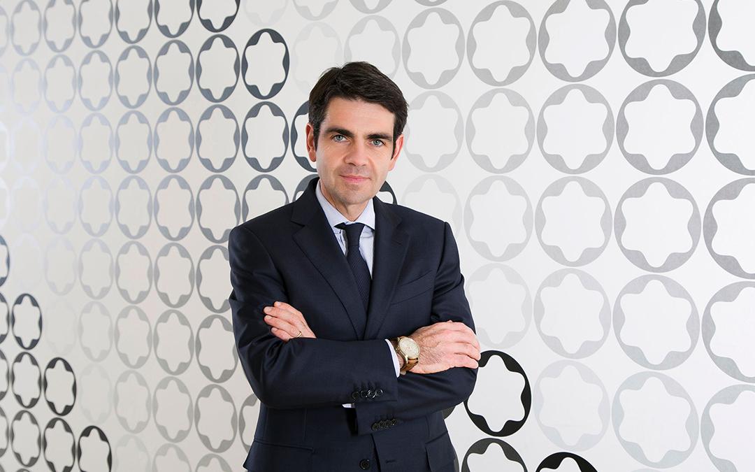 Jérôme Lambert, nuevo CEO de Richemont