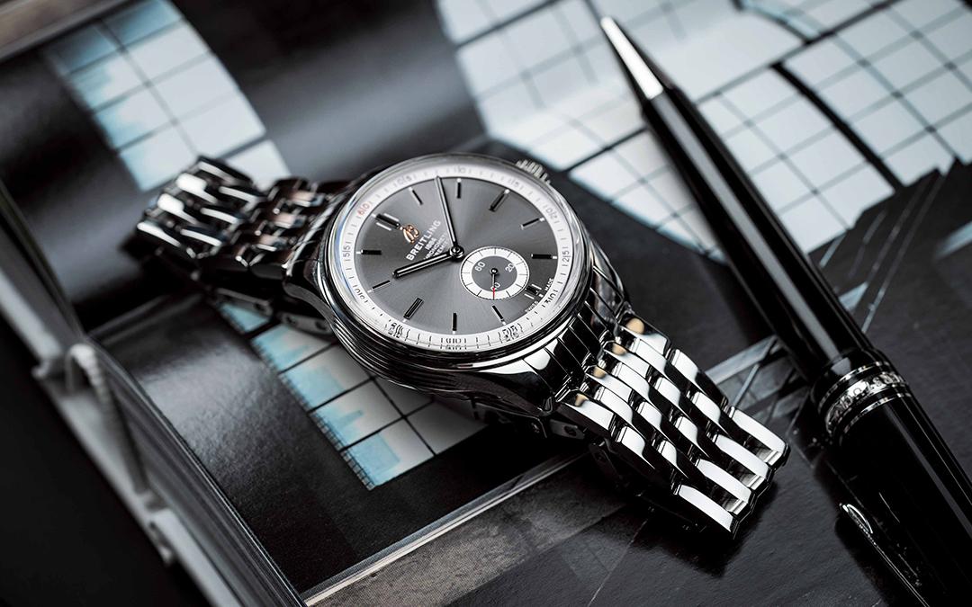 Breitling lanza su nueva colección Premier