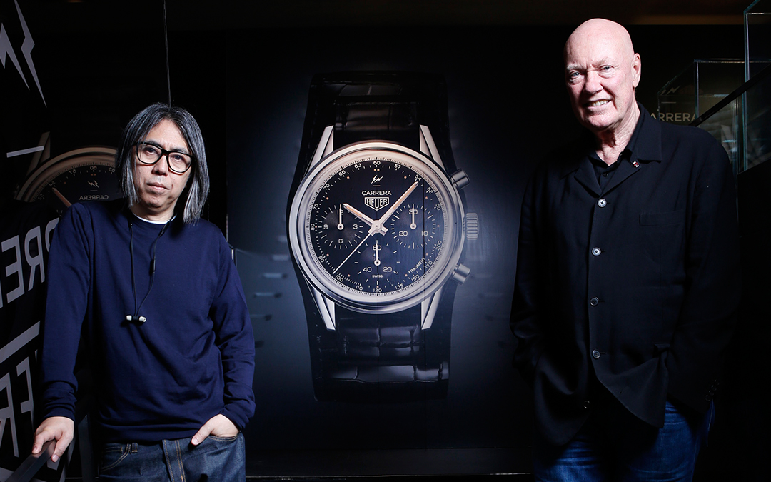 TAG Heuer Carrera x Hiroshi Fujiwara