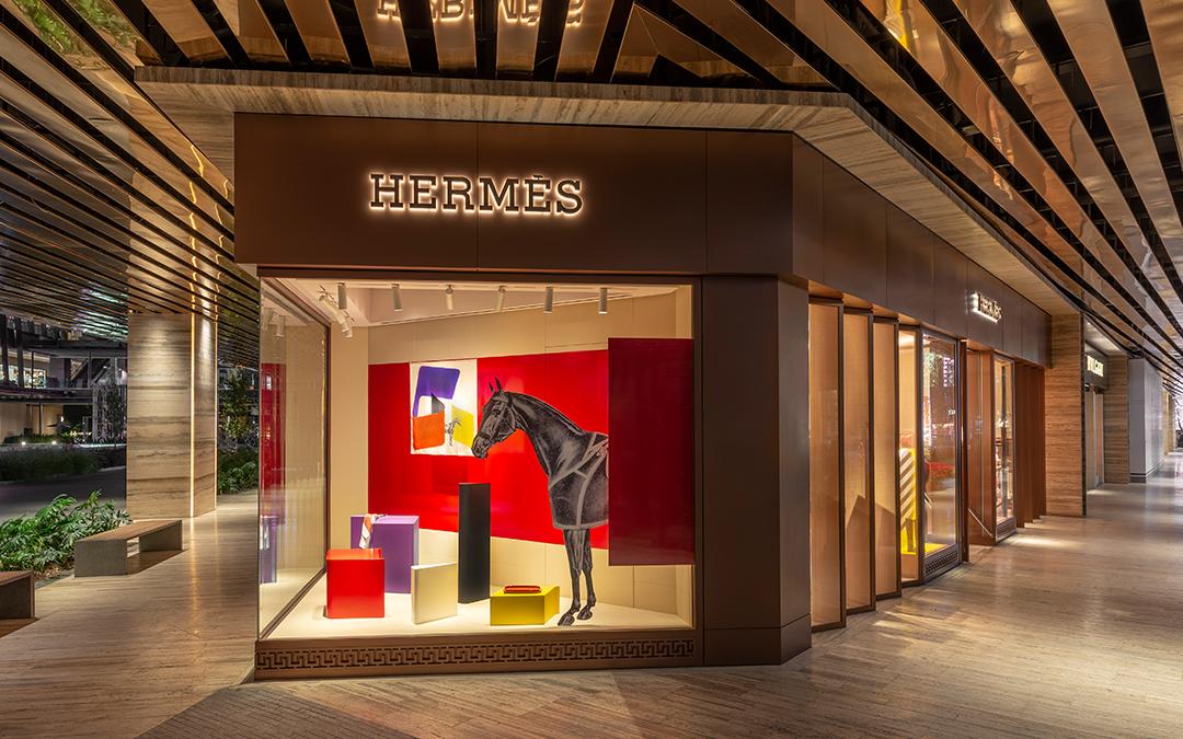 Hermès inaugura boutique en Artz Pedregal