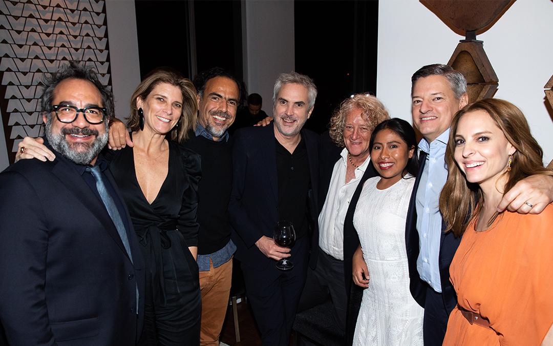 Panerai celebra el talento de Alfonso Cuarón