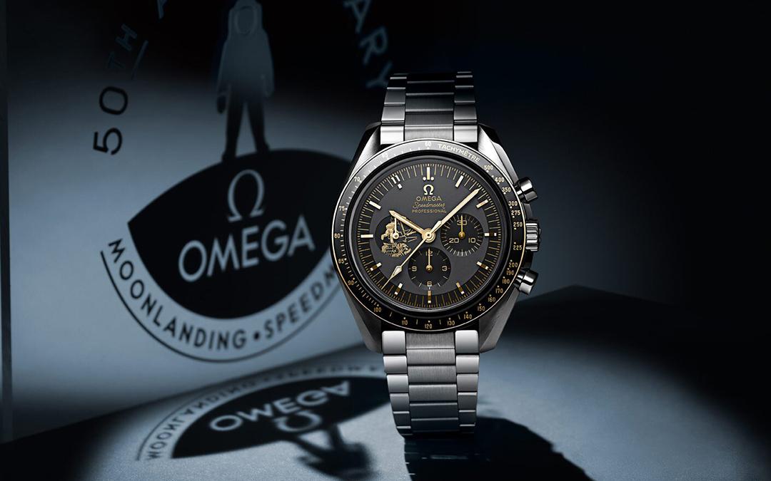 Un nuevo tributo de Omega a la legendaria misión del Apollo 11