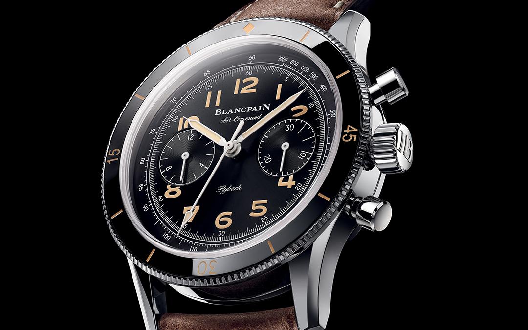 Blancpain Air Command: la leyenda renace en Time To Move