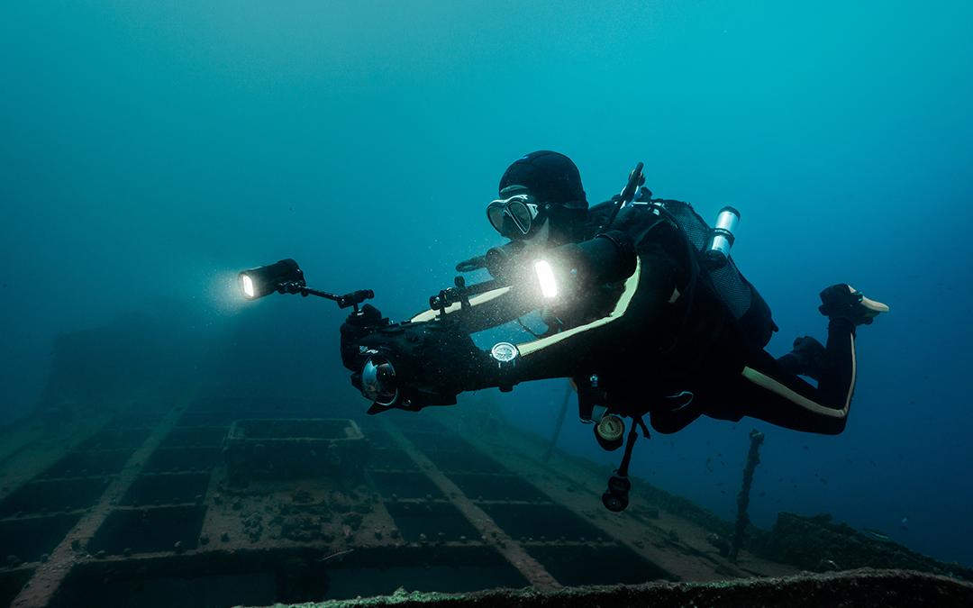 Al rescate del océano: IWC brinda apoyo a Cousteau Divers