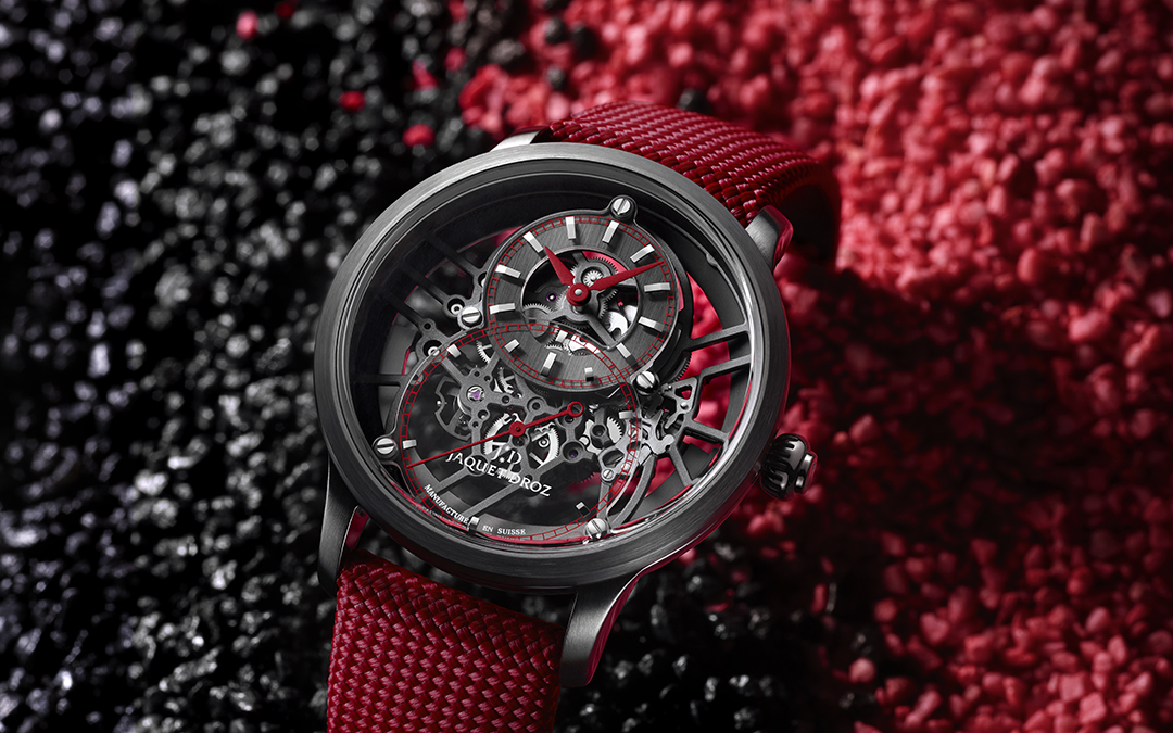 El Grande Seconde Skelet-One de Jaquet Droz para Only Watch 2019