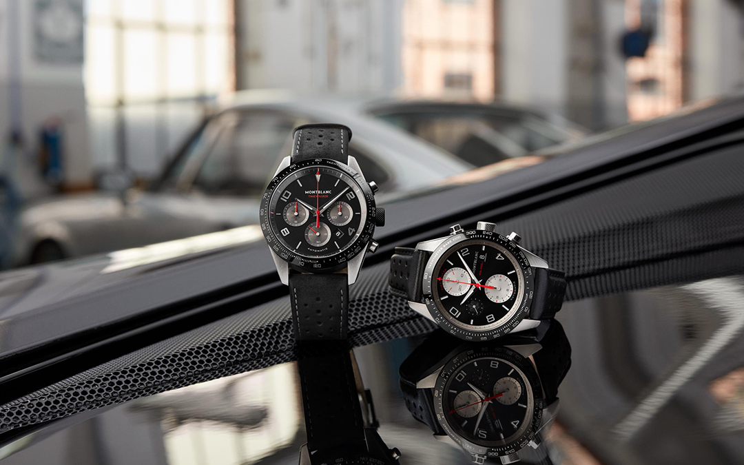 Montblanc: cronómetro oficial de Goodwood Festival of Speed