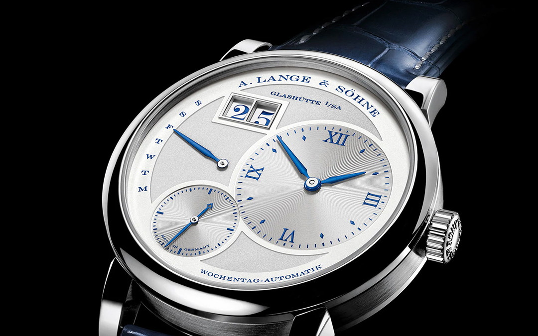 Llega la octava edición de aniversario de A. Lange & Söhne