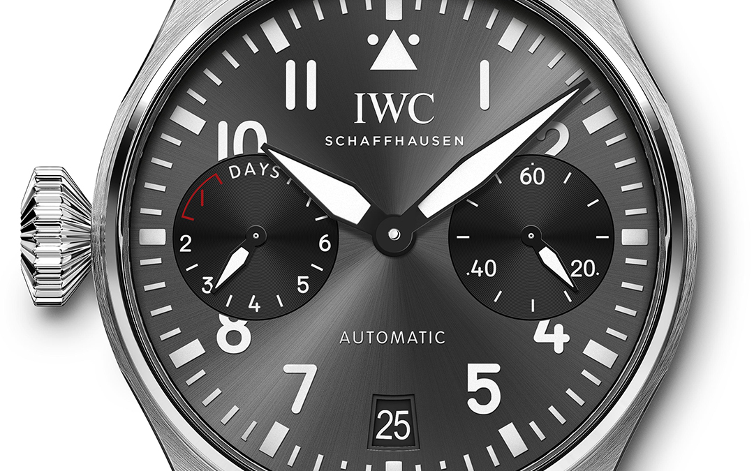"Big Pilot's Watch Edition ""Right-hander"" de IWC"