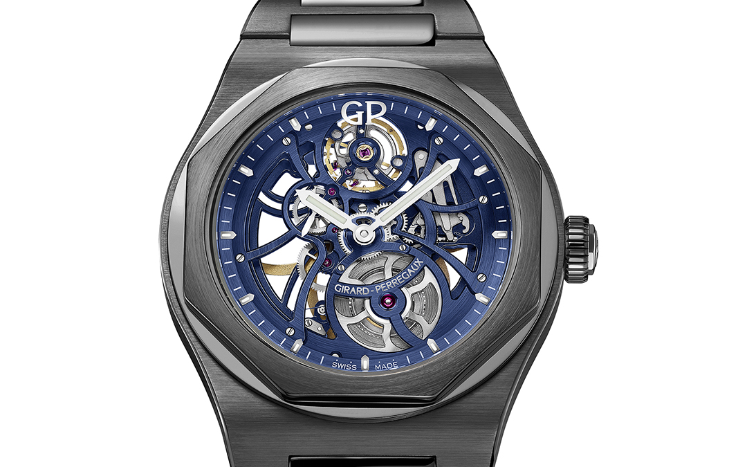 "Laureato Skeleton ""Earth to Sky"" Edition de Girard-Perregaux"