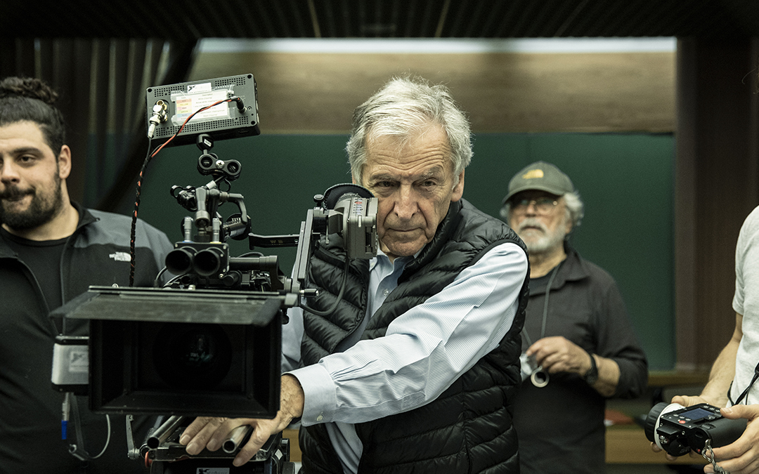 El director Costa-Gavras recibirá el Glory to the Filmmaker 2019