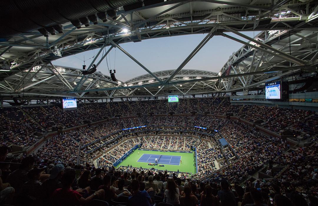 Rolex regresa al US Open