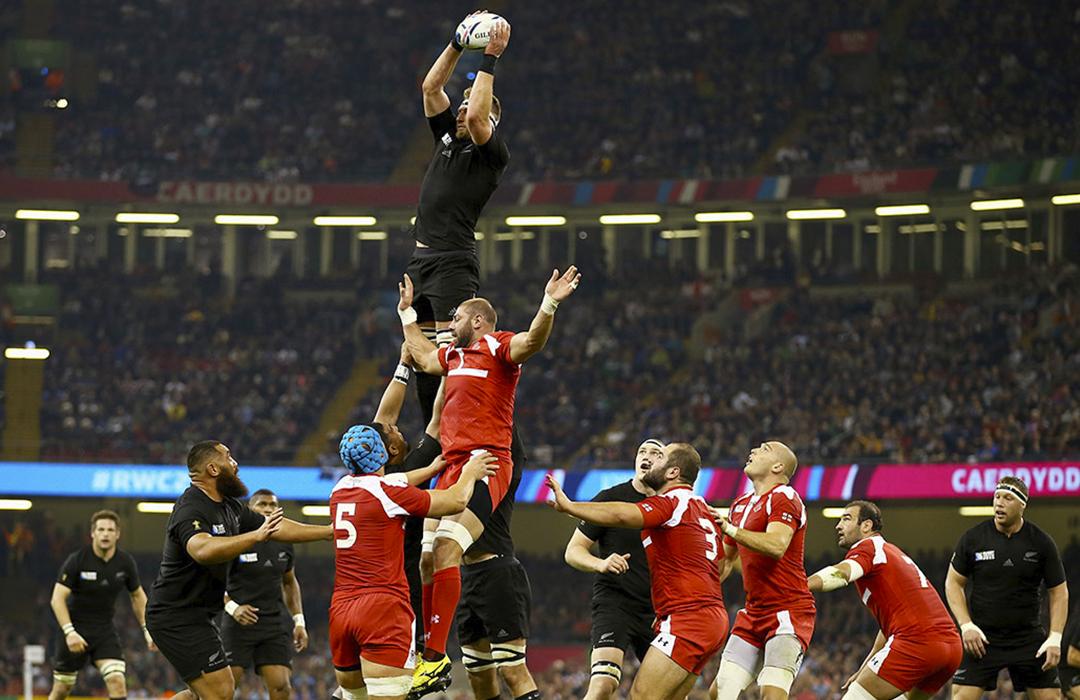 Tudor: Cronómetro Oficial de la Rugby World Cup 2019