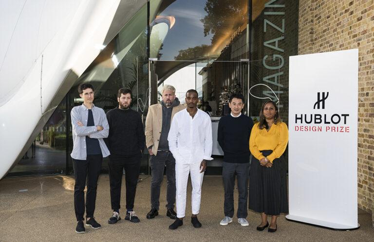 Hublot Design Prize 2019 en Watchtime México