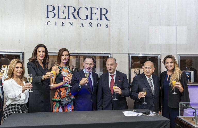 Berger, un legado de 100 años