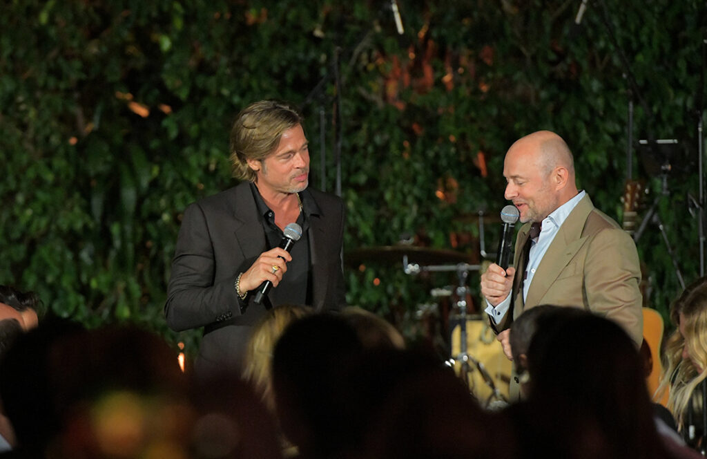 Brad Pitt en WatchTime México