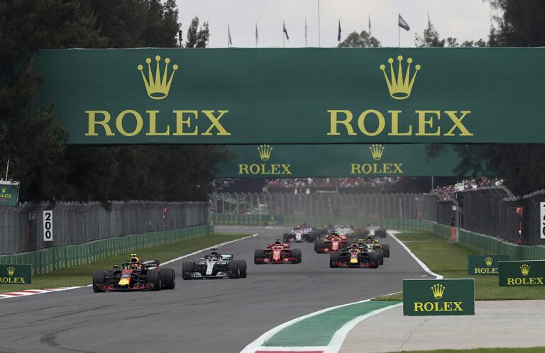 Rolex y la Fórmula 1 regresan a México en WatchTime México