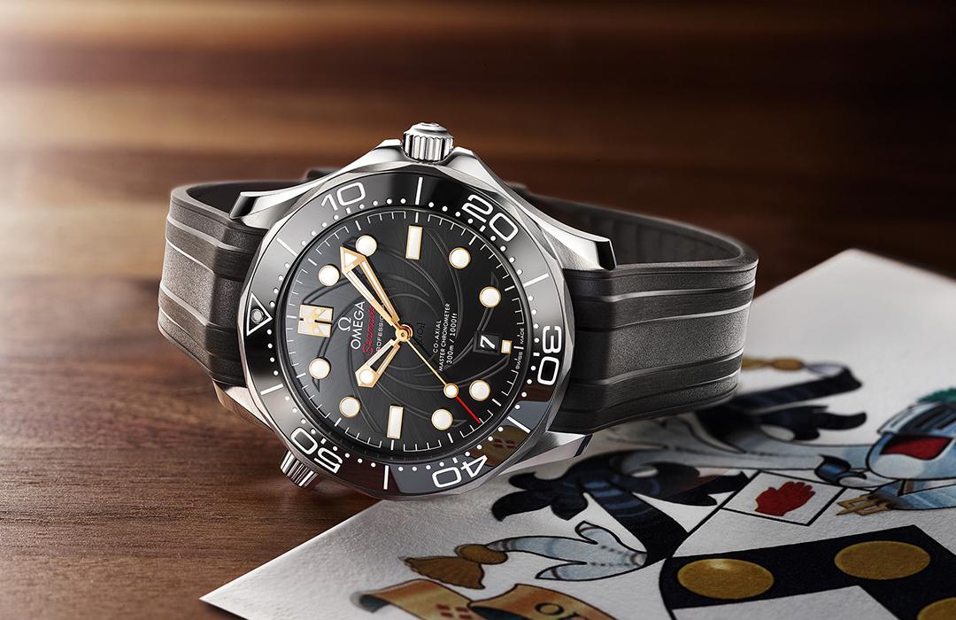 Un nuevo Seamaster para celebrar el legado de James Bond
