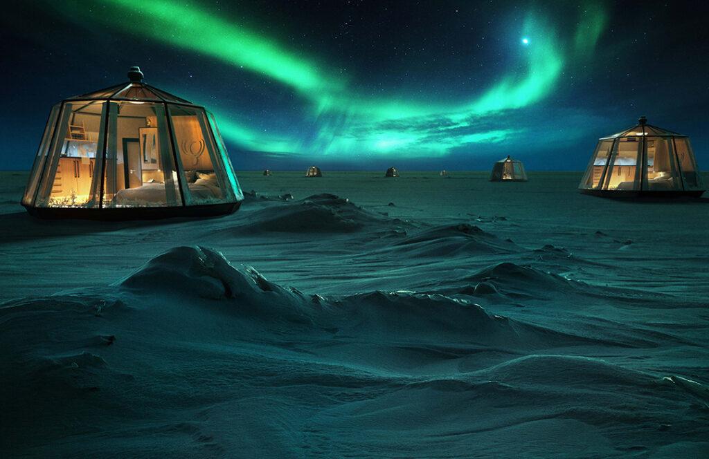 Viaje al Polo Norte en WatchTime México