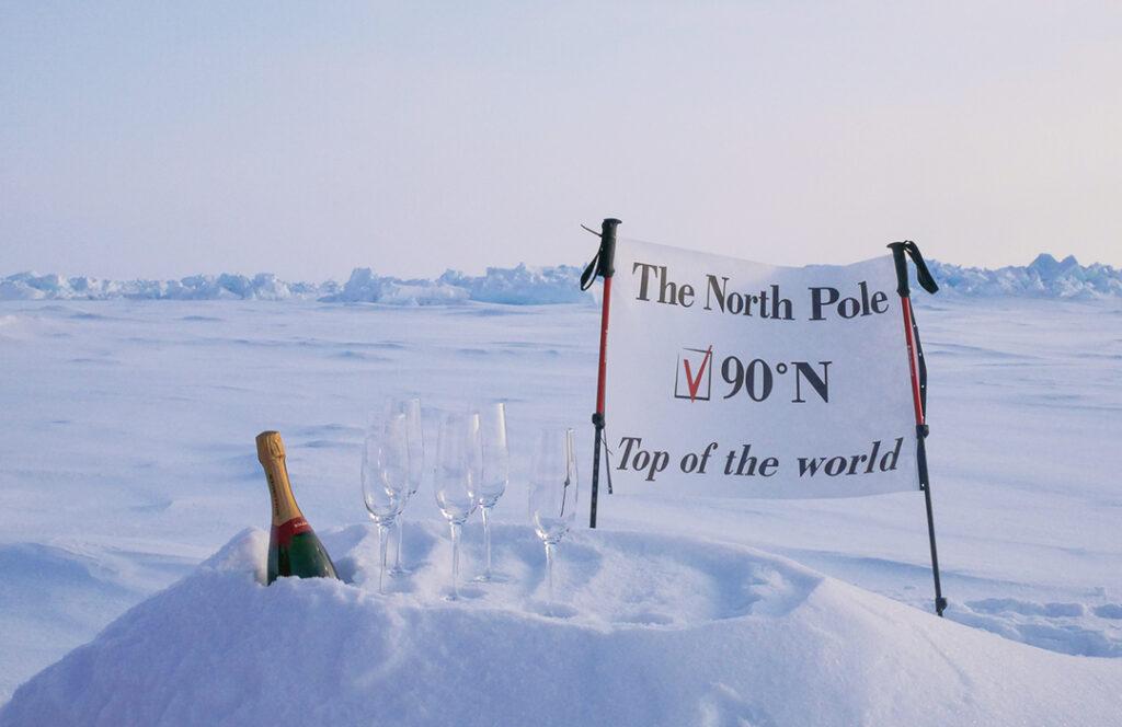 Viajar al Polo Norte en WatchTime México