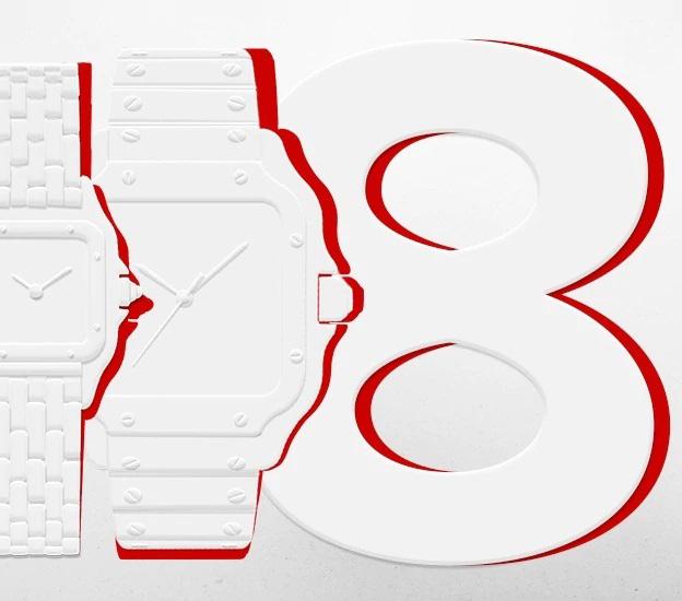 Cartier Care incluye una garantía extendida a ocho años