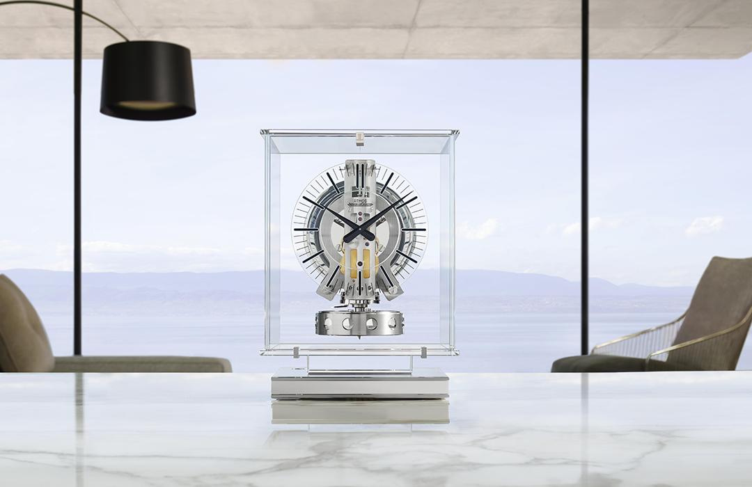 Jaeger-LeCoultre reinterpreta su emblemático Atmos