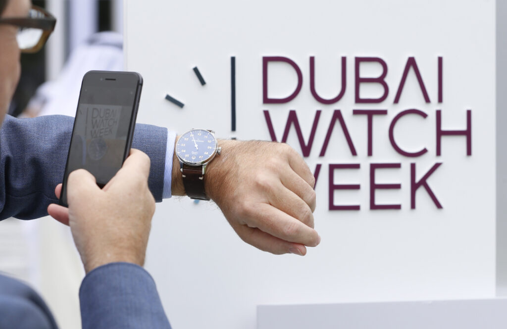 Dubai Watch Week en WatchTime México
