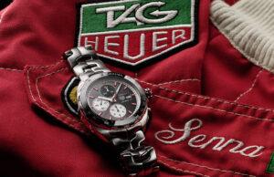 TAG Heuer Senna en WatchTime México