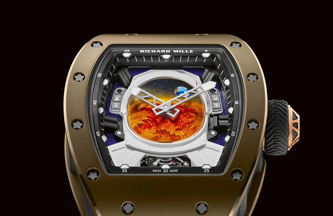 Relojes creados para famosos en WatchTime México