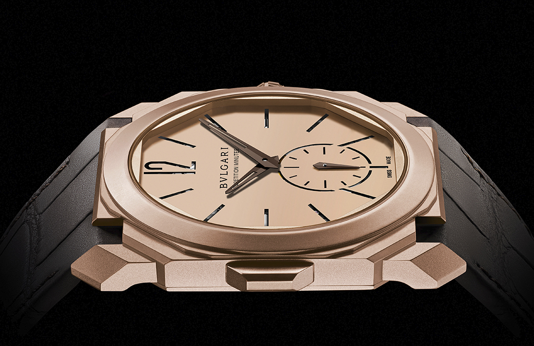 LVMH Watch Week: Octo Finissimo Minute Repeater