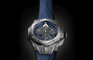 Hublot Big Bang Sang Bleu en WatchTime México