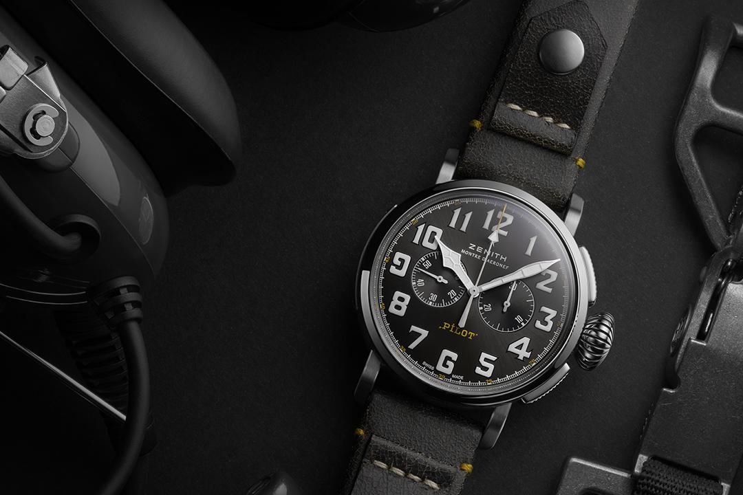 LVMH Watch Week: nuevas versiones del Pilot Type 20 de Zenith