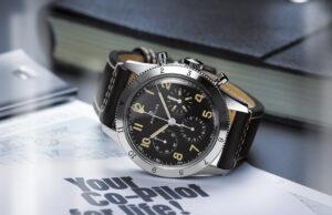 Breitling reinventa su legendario Co-Pilot en WatchTime México