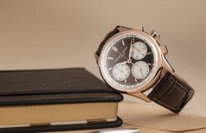 Flyback Chronograph Manufacture en WatchTime México