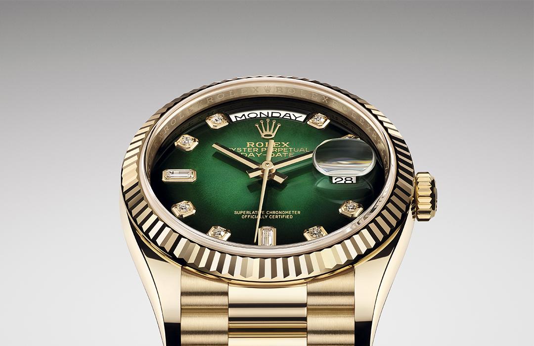 Rolex Oyster Perpetual Day-Date 36, el reloj de los presidentes