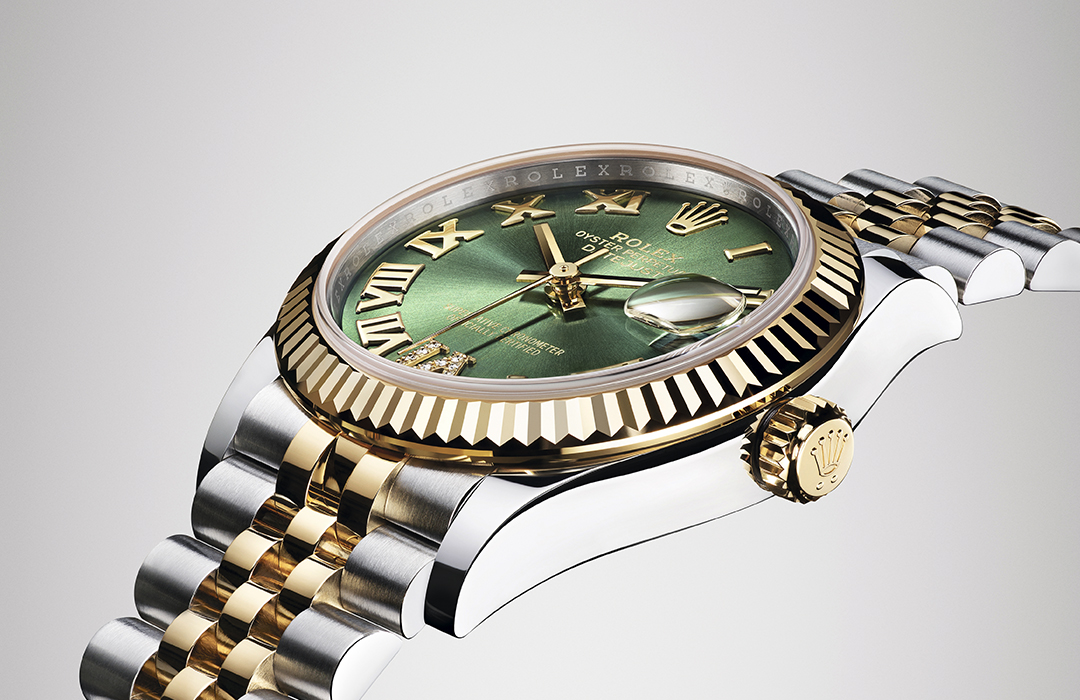 Datejust, la elegancia perpetua de Rolex