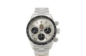 Sotheby's presenta Watches Weekly, subastas semanales en línea