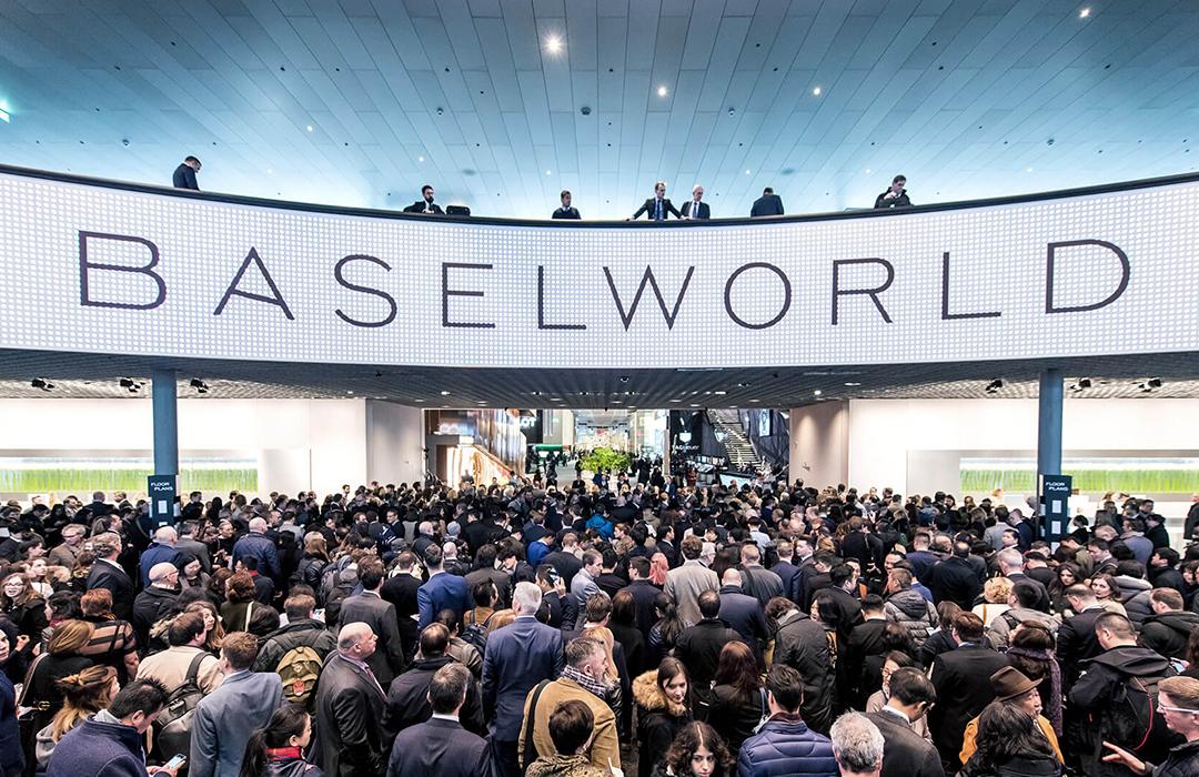 ¿Llegó el final de Baselworld?