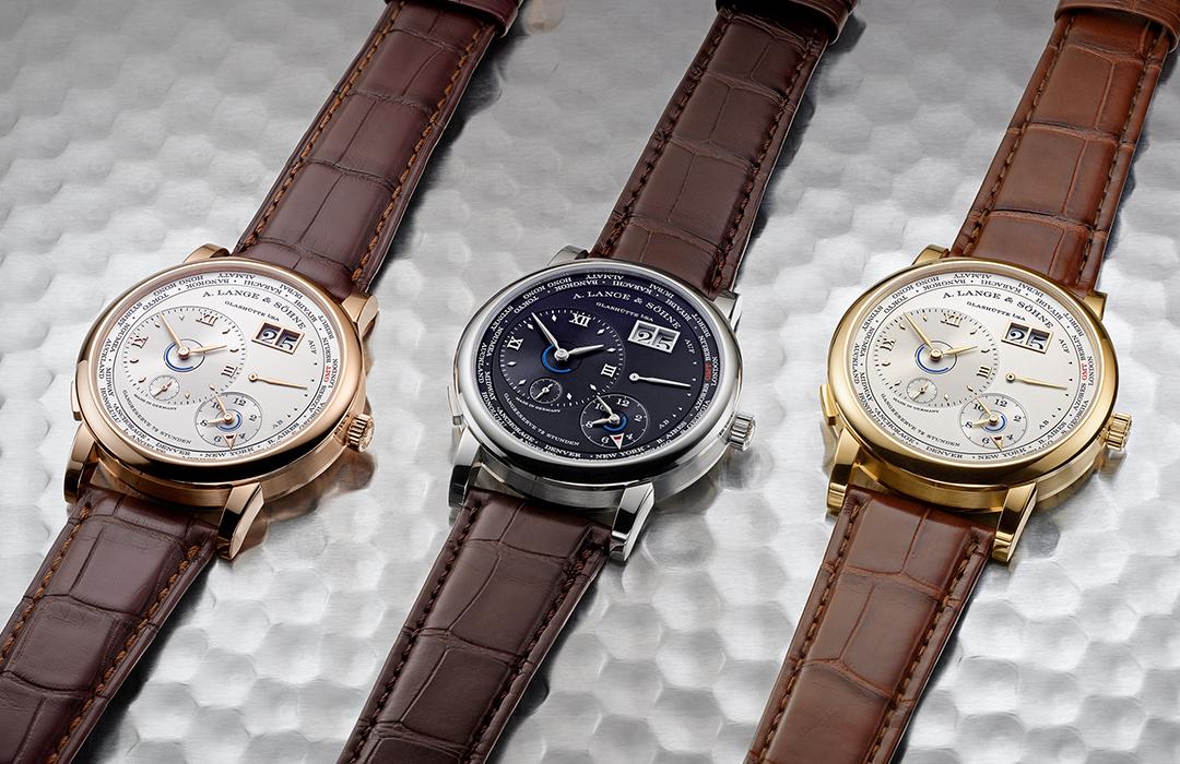 A. Lange & Söhne presenta un Lange 1 Time Zone con nuevo calibre