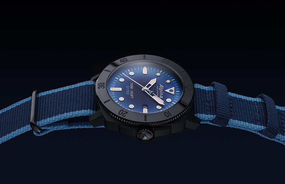 Seastrong Diver Gyre Automatic de Alpina