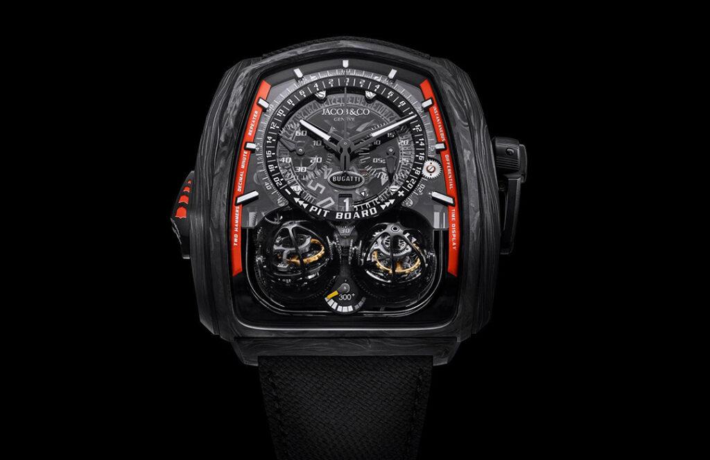 Bugatti Jacob Co en WatchTime México