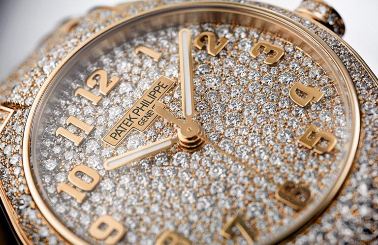 relojes con diamantes en WatchTime México