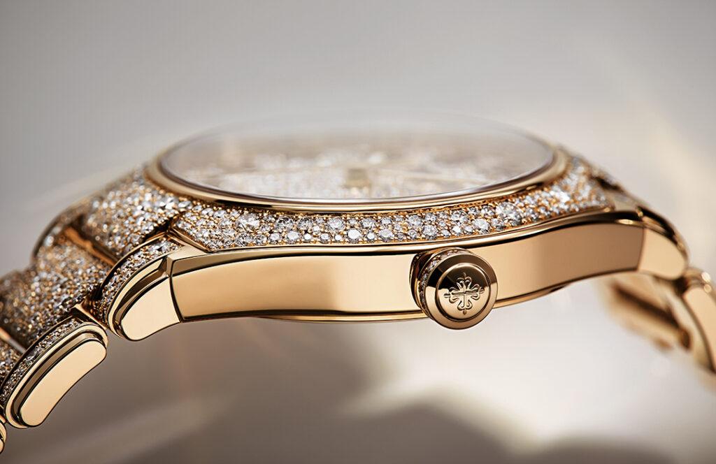 Diamantes en WatchTime México