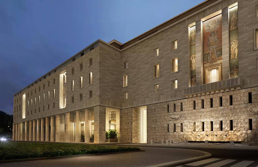Bvlgari inaugurará nuevo hotel en Roma